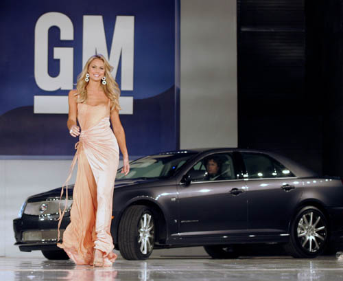 The Blake Project offers $100k worth of free brand consultancy to GM