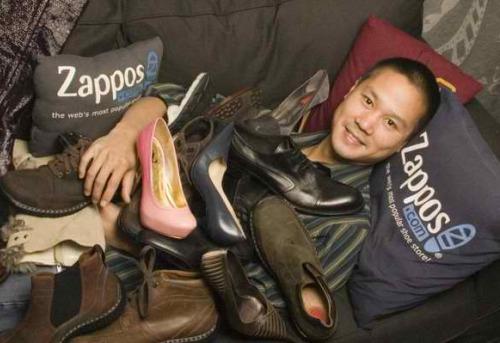 Brand Strategy Brand Identity Zappos Tony Hsieh