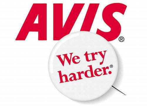 Brand Strategy Taglines Avis