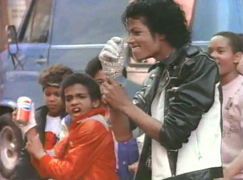 Brand Strategy Pepsi Generation Michael Jackson
