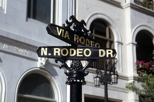 Luxury Brand Strategy Rodeo Drive